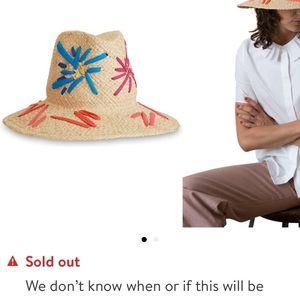 LOLA STRAW HAT